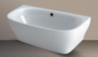 Halfvrijstaande baden