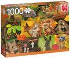 Puzzels 501 tot 1500 stukjes