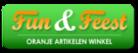 Oranje-artikelen-winkel