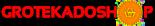 Logo van Grote Kadoshop