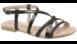 Sandalen met riempjes