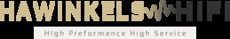 Hawinkels-hifi.nl logo
