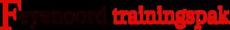 Feyenoord-trainingspak.nl logo