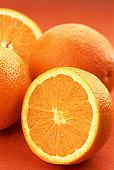 Spaanse sinaasappel-grapefruitsalade