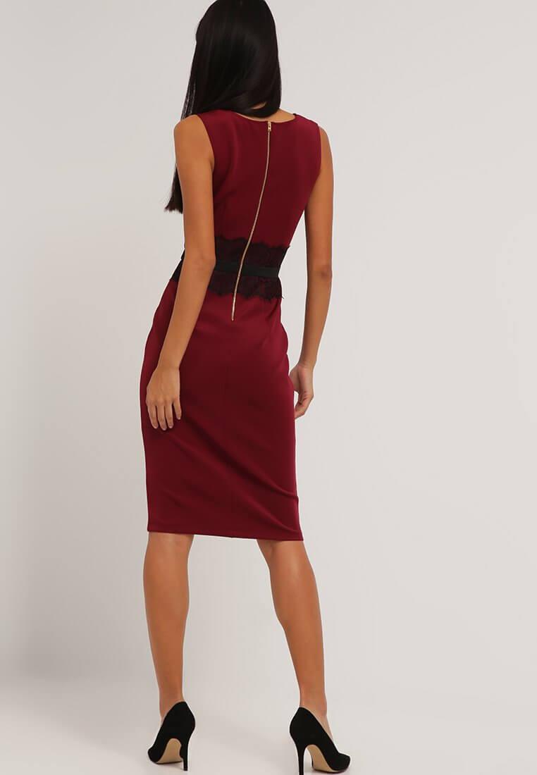 Dorothy Perkins Zakelijke jurk red