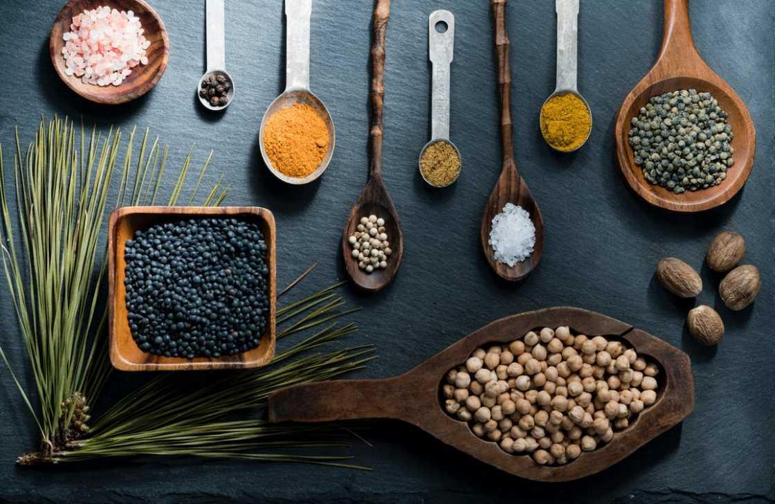 specerijen zoutbeperkt
