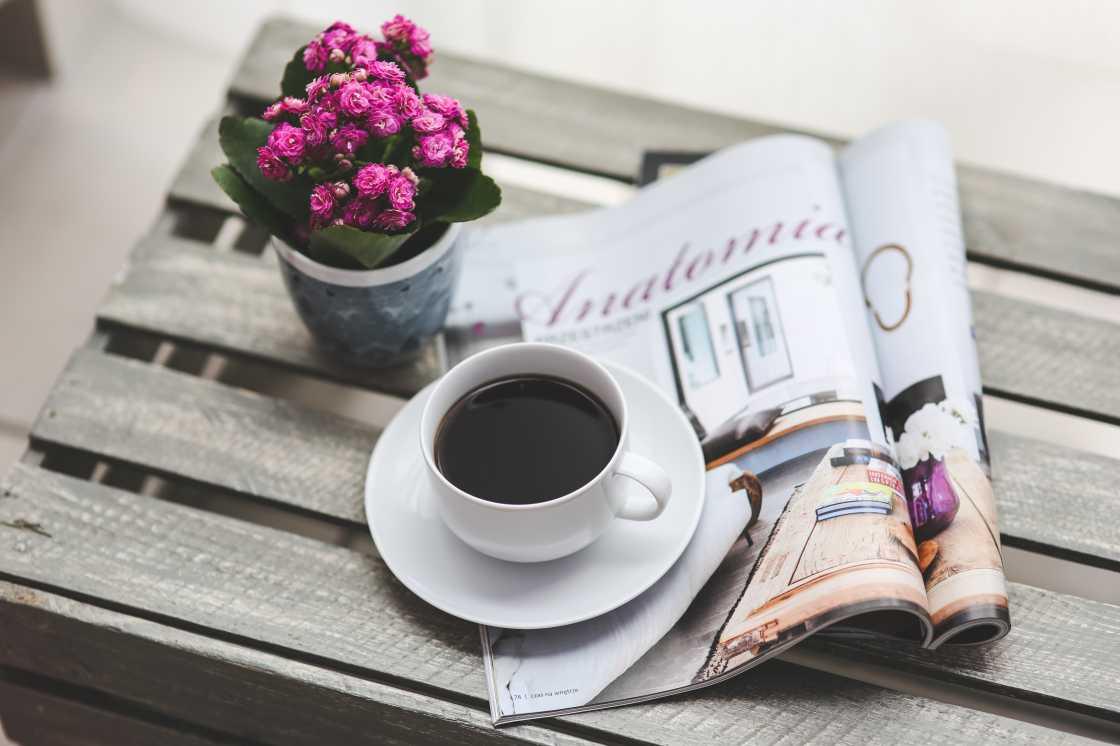 Heerlijke koffie vind je op Koffiebonen.nl