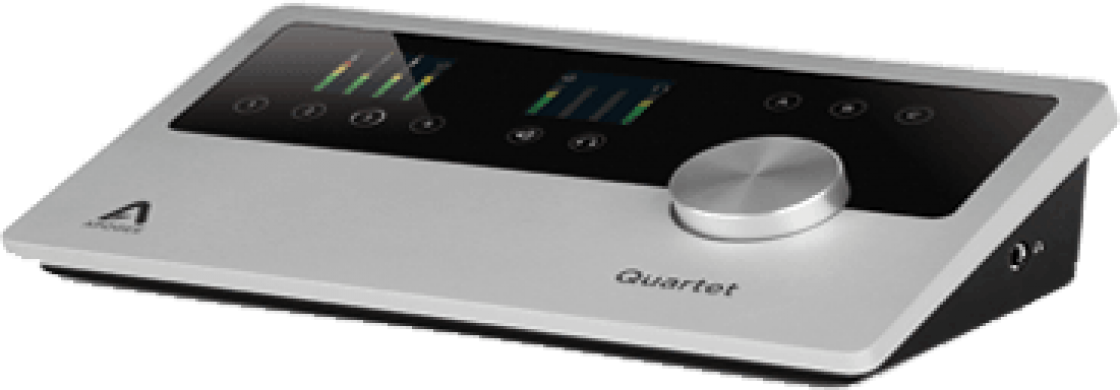 Over Apogee Quartet