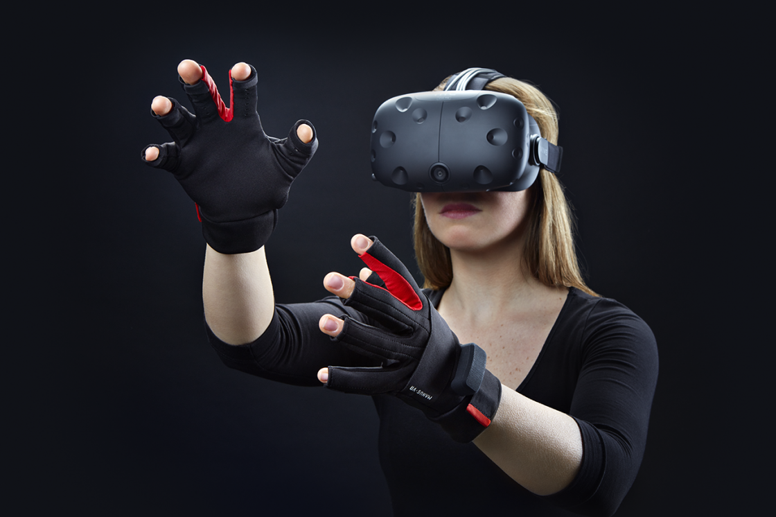 HTC Virtual Reality bril