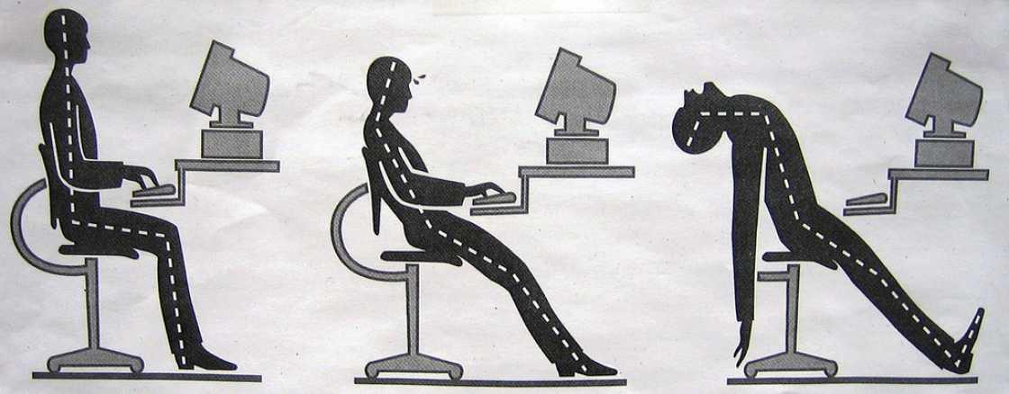 Met de producten op Ergonomievinden.nl kun je ergonomisch werken op kantoor