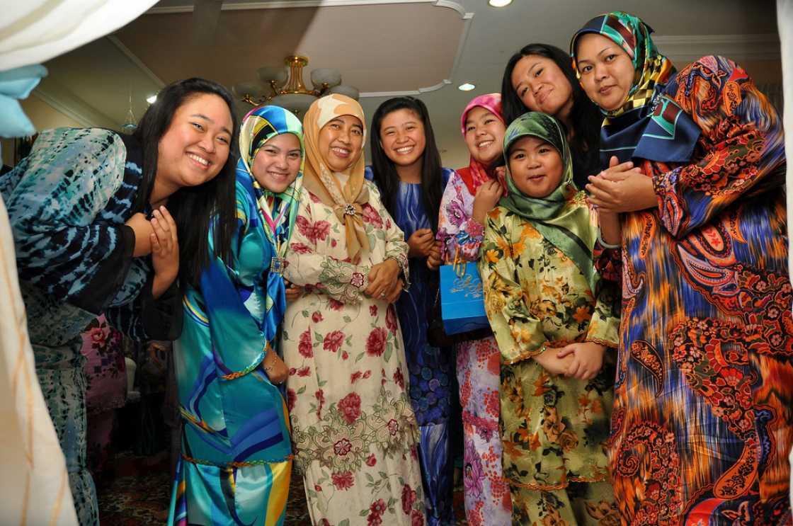 Genderneutraliteit binnen de islam