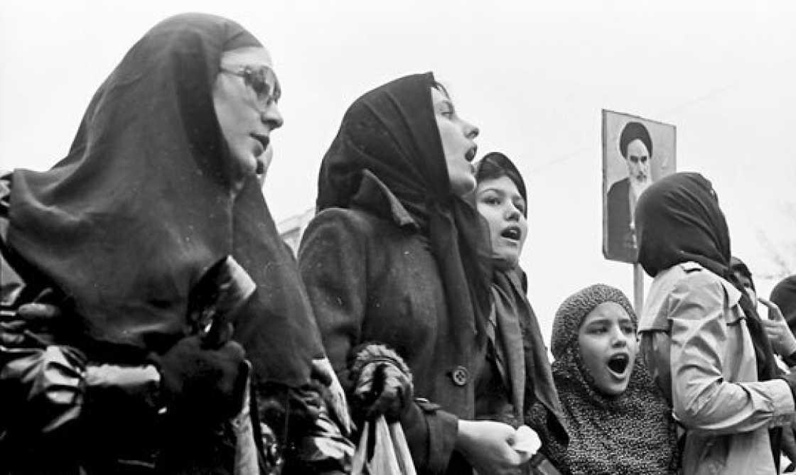 Iraanse moslima