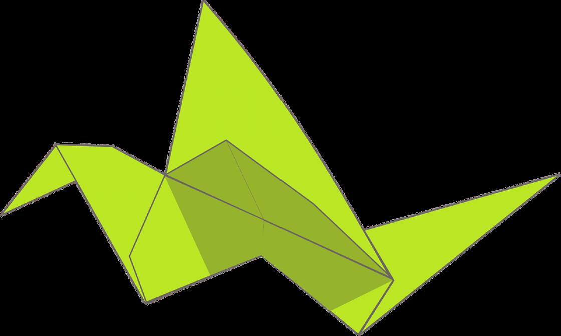 Favoriete Origami kraanvogel - Hoe vouw je een Kraanvogel? @WP96
