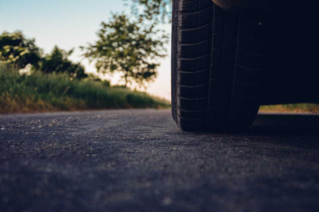 Autobanden maten achterhalen