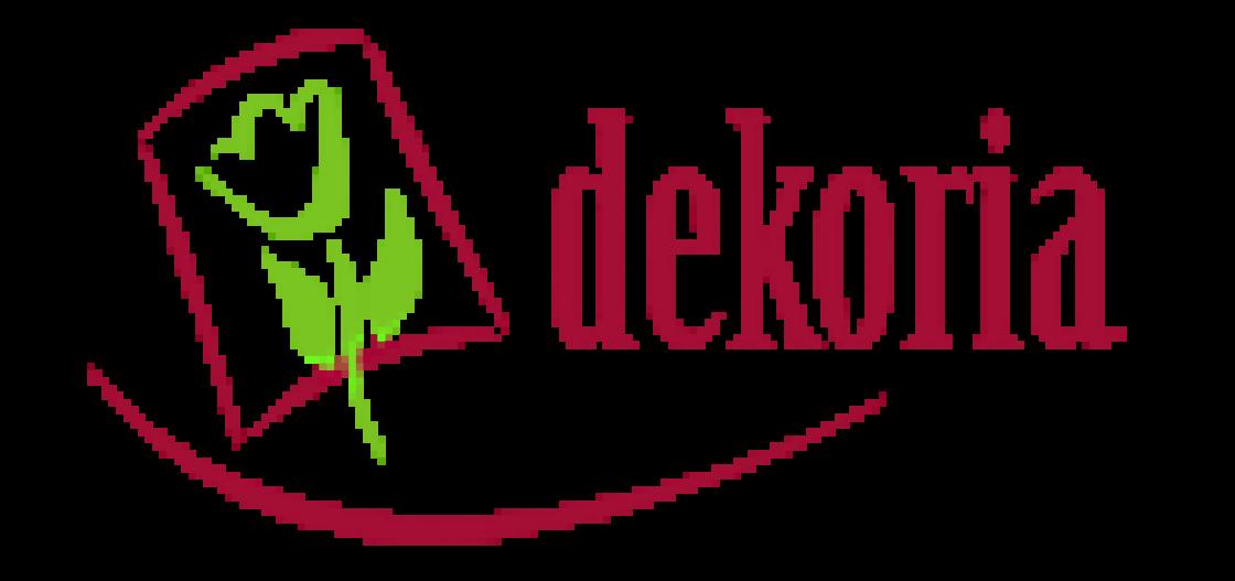 Dekoria Kussens logo