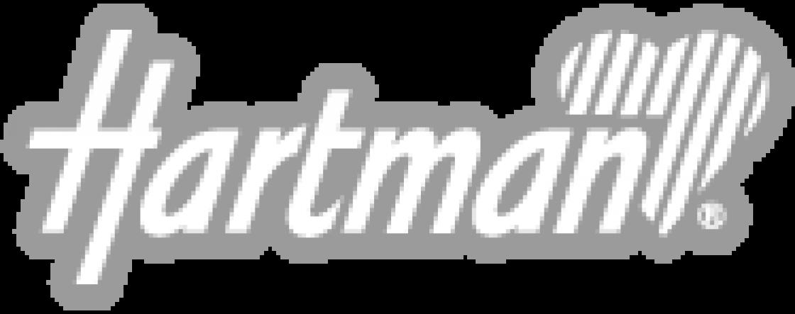 Hartman kussens logo